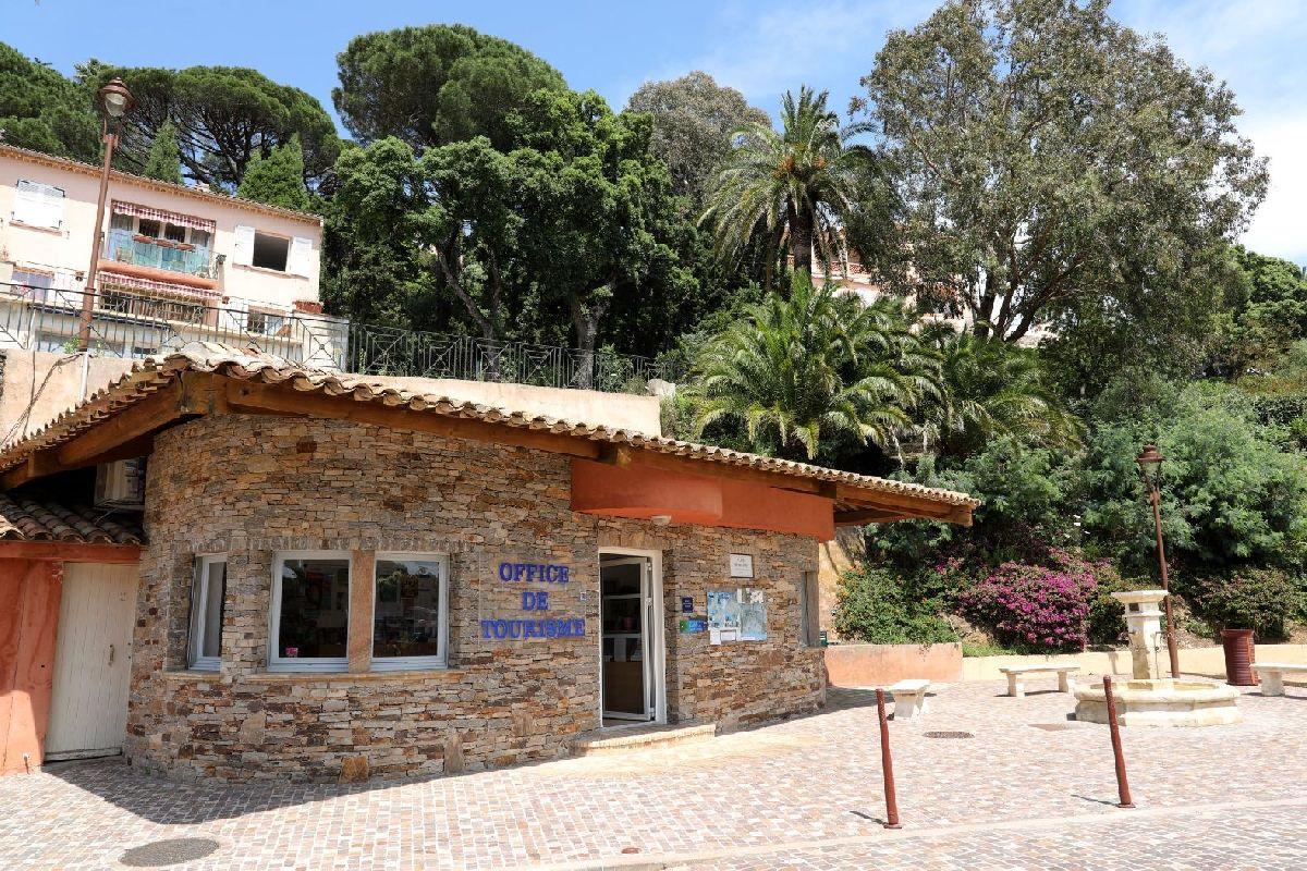 Office de Tourisme de Rayol Canadel